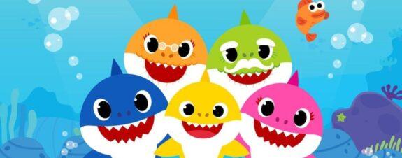 Baby Shark, la rolita más escuchada del mundo