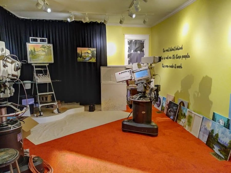 Museo de Bob Ross Experience