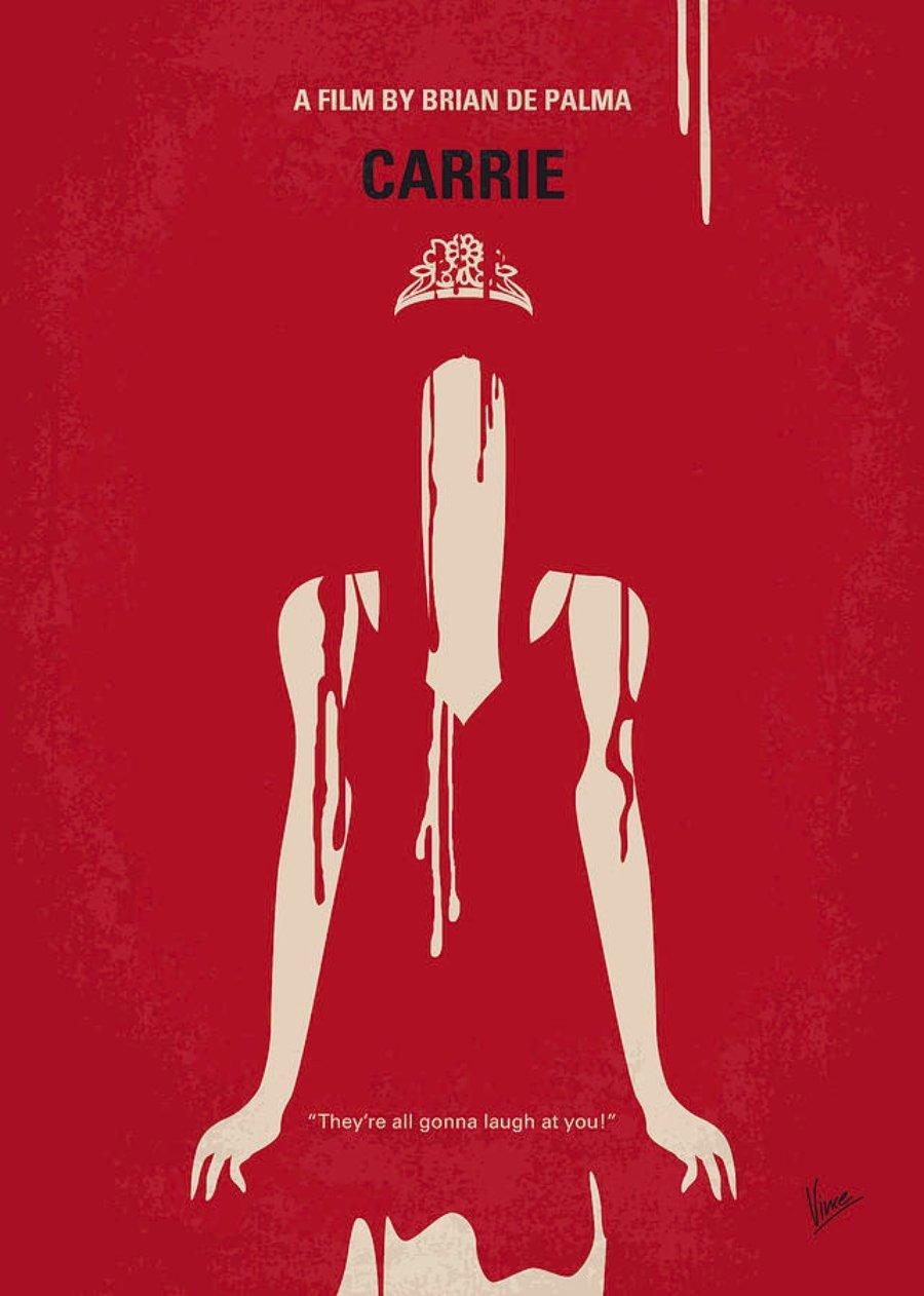 Poster de a Carrie por Chungkong