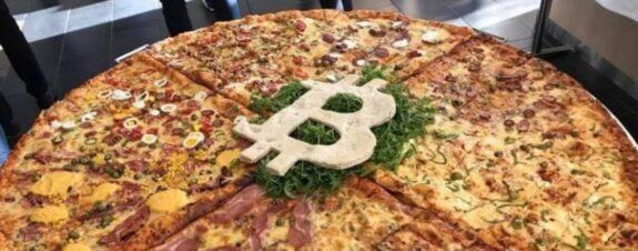 Criptomonedas para pagar pizzas en Venezuela