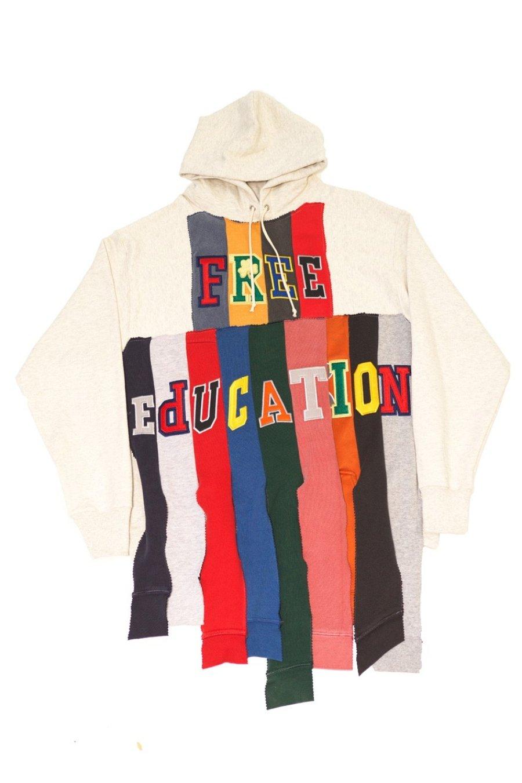 Sudaderas de Dj4Animalsen pro a la educación gratuita