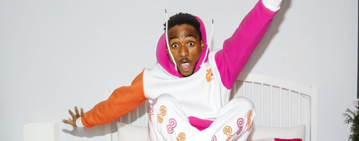 Dunkin Donuts lanza su línea de ropa