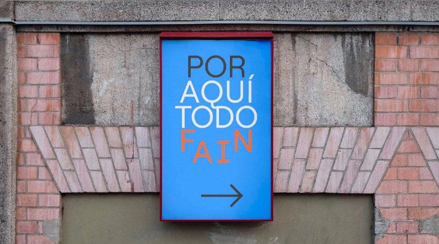 Promocional de la Feria de Arte Independiente