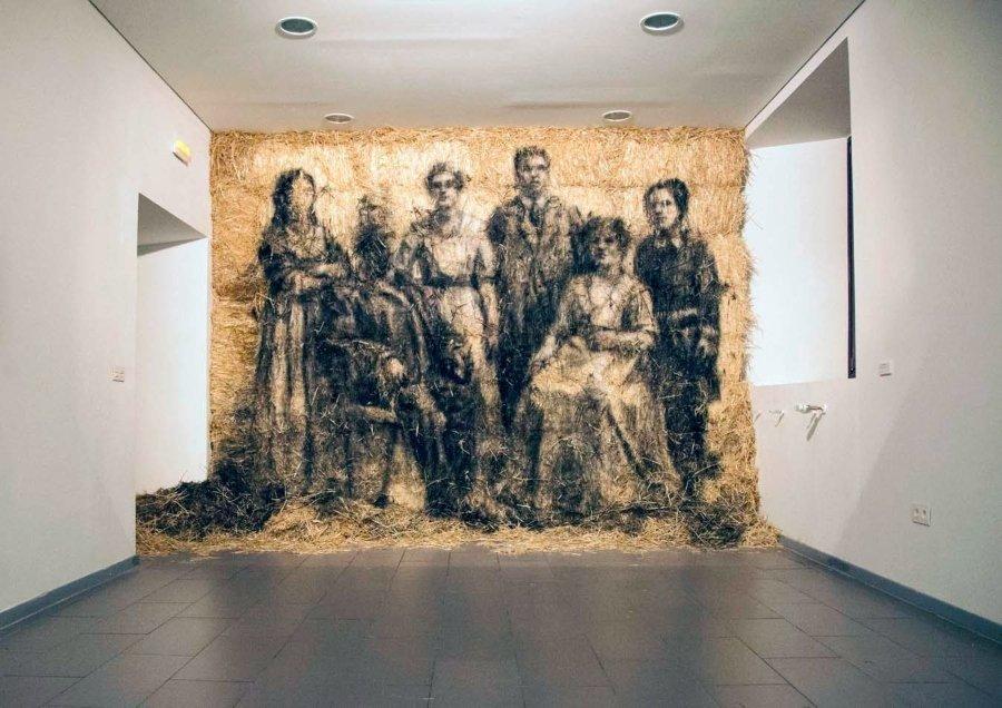 Exposición de Gonzalo Borondo