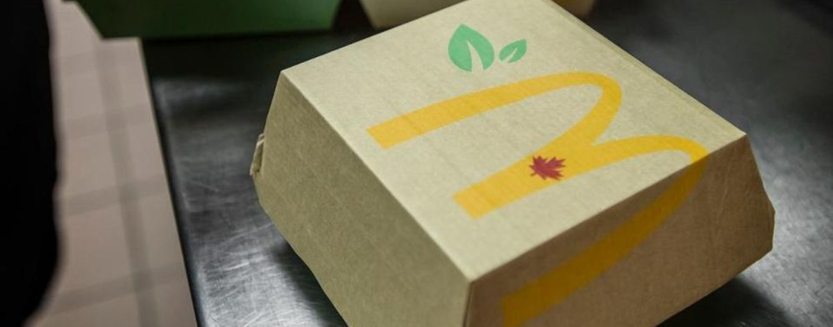 Hamburguesa vegetariana: lo nuevo de McDonald's