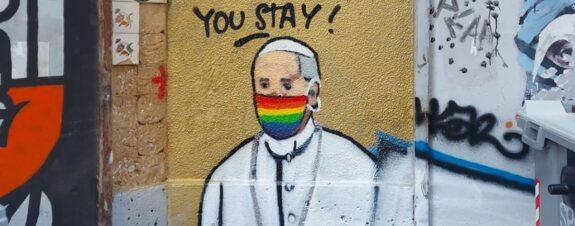 J. Warx el graffitero valenciano de la sátira