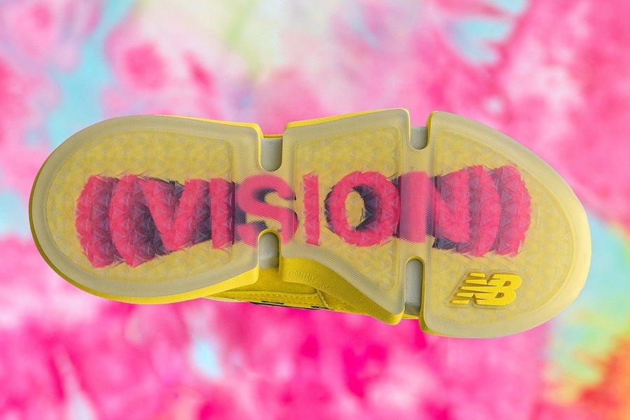 Nuevas New Valance Vision de Jade Smith