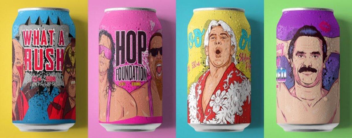 La Cerveza que celebra la lucha libre ¡es una realidad!