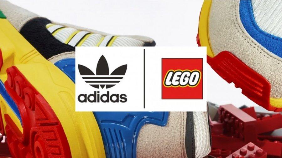 LEGO y adidas anuncian colaboración permanente