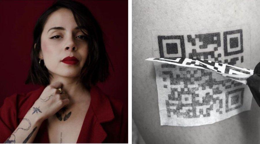 "Tatuajes de la iniciativa ""Se Desconocen"""