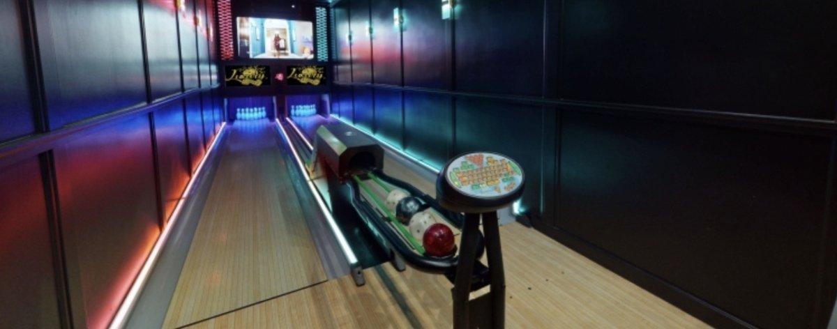 Luxury Strike Bowling, el boliche sobre ruedas