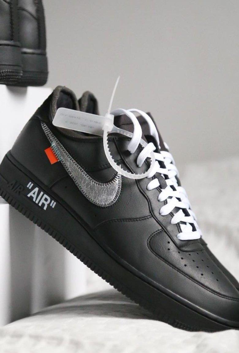 Nike AF1 x Off White x MoMA podrían volver