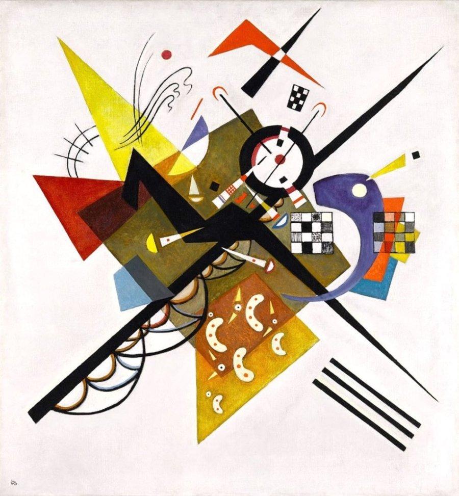 Obras de Kandinsky llegan a Guggenheim Bilbao