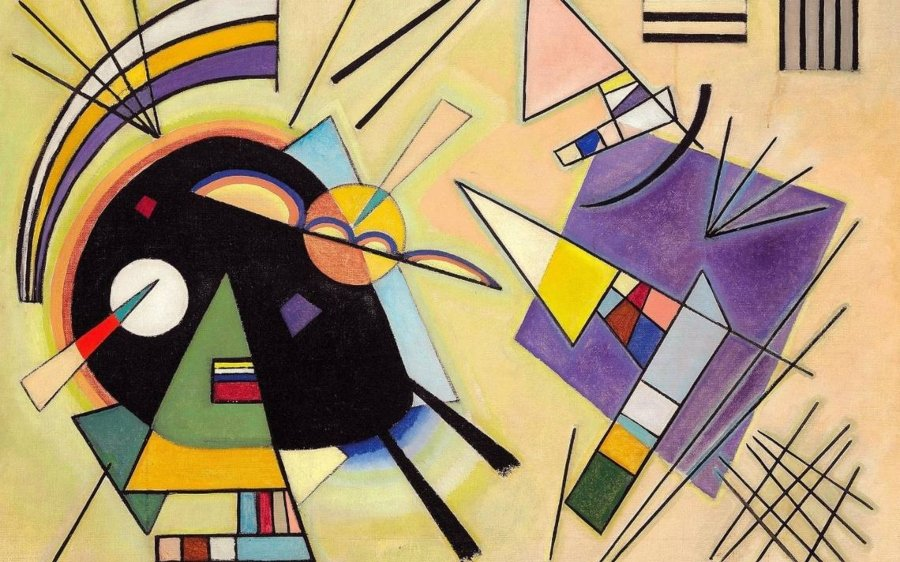 Las obras del pintor ruso llegan a Guggenheim Bilbao