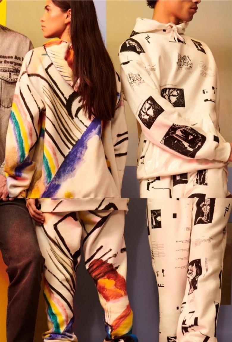 Pull & Bear y Tate Modern lanzan colección artística