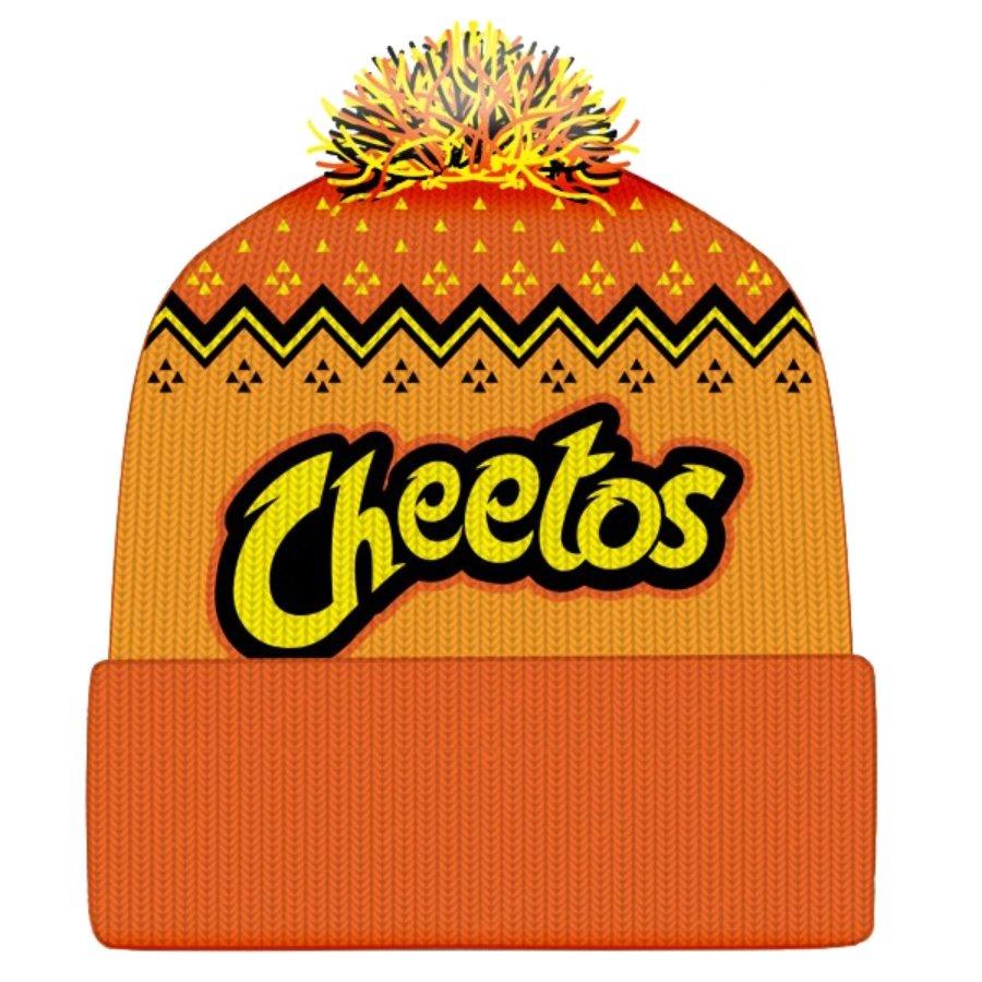 suéteres navideños de frituras por Frito Lay