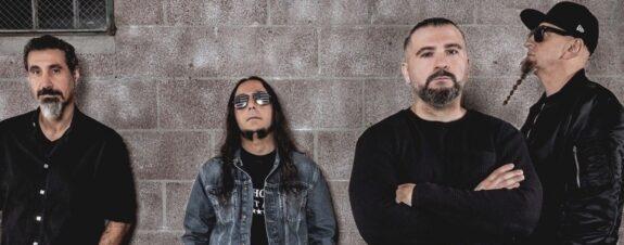 System of a Down con dos nuevas canciones