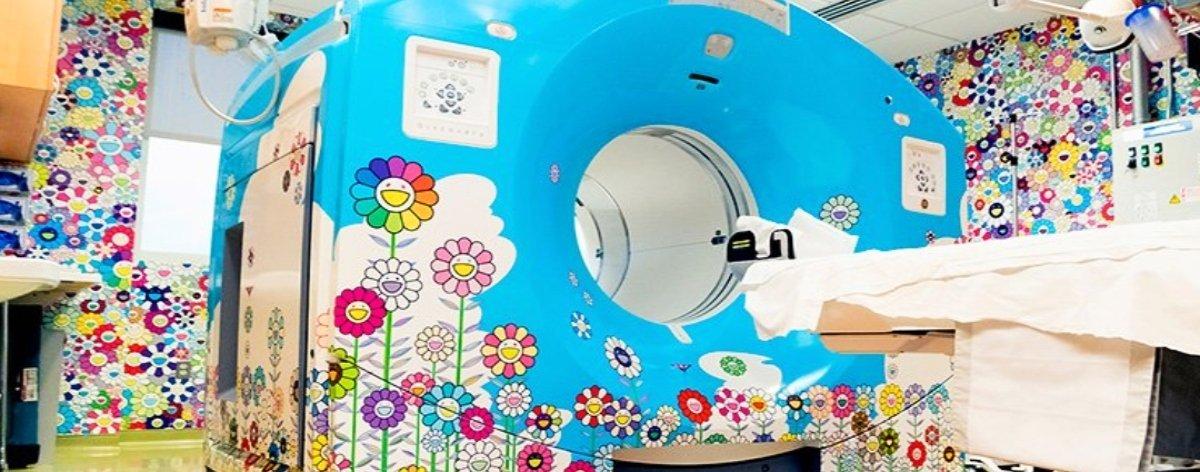 Takashi Murakami intervino suite de tomografía