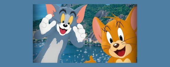 Tom y Jerry llegan en 2021 con nueva película