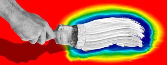 UltraWhite, la nueva pintura contra el calentamiento global