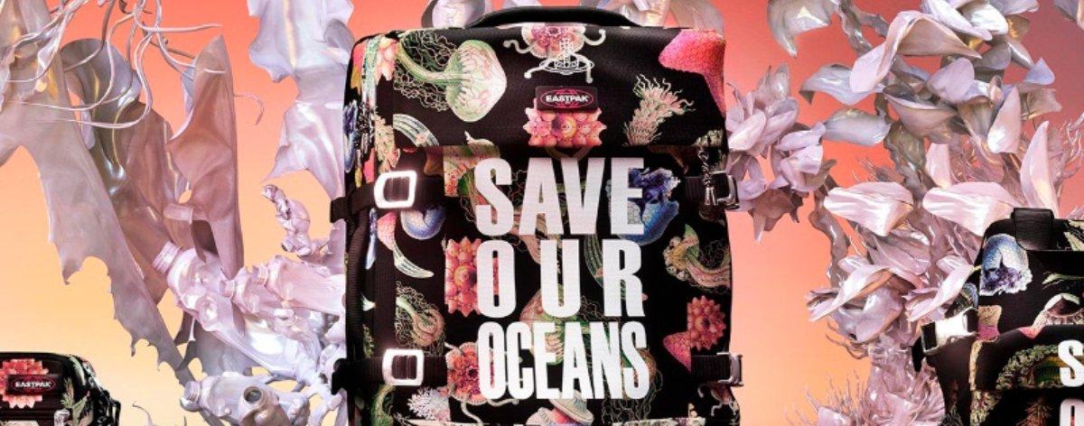 Vivienne Westwood x Eastpak: colección para salvar océanos