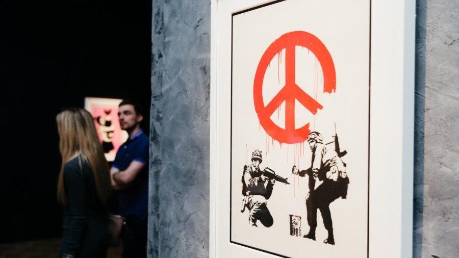 Imágen de sala de exposiciones del Círculo de Bellas Artes de Madrid