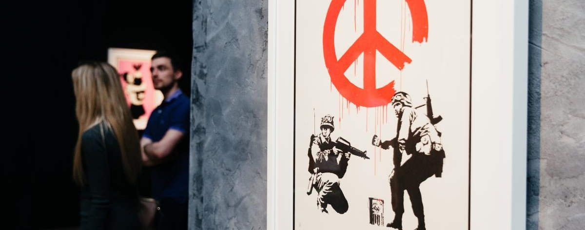 The Street is a Canvas de Banksy llega a Madrid