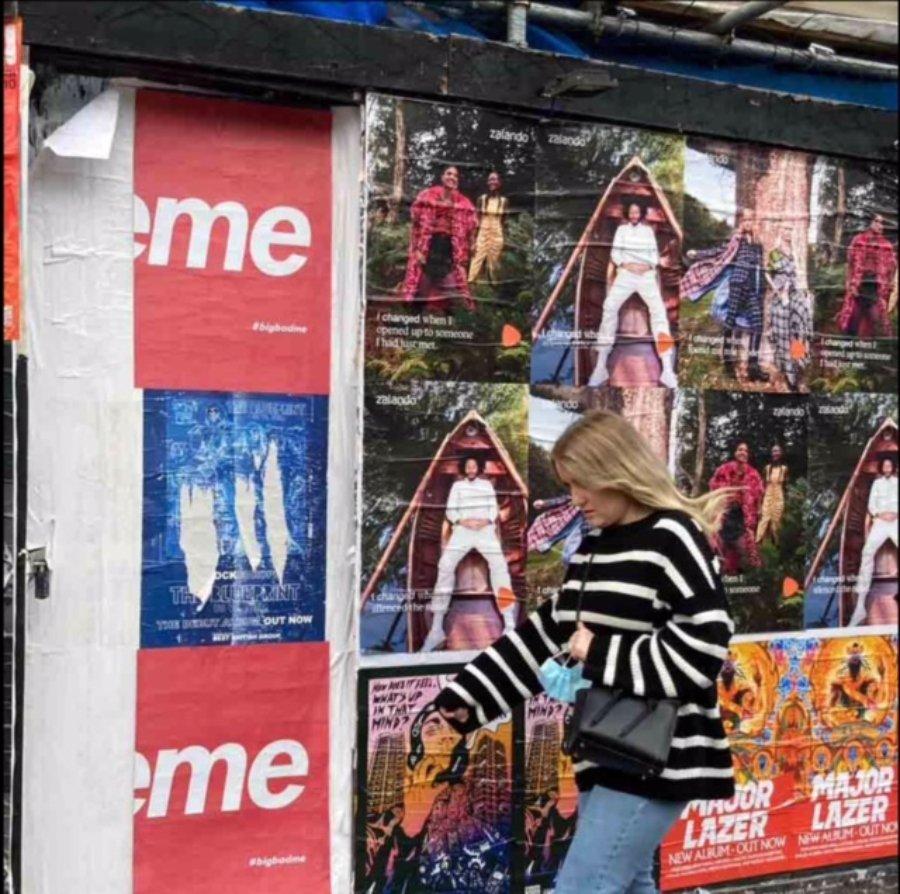 Big Bad Me, el nuevo proyecto de Canvaz streetart