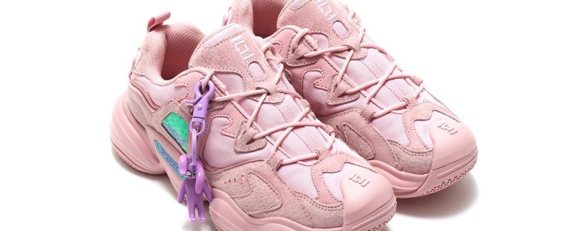 Fila, Atmos y Bad Mood con colaboración de sneakers