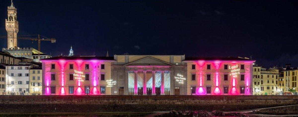 Firenze Light Festival, luces en las calles de Florencia