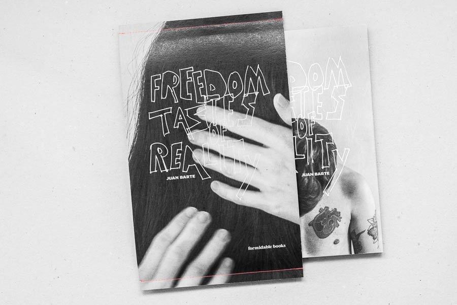 Portada del libro Freedom Tastes of Reality