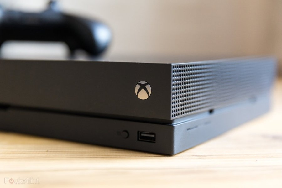 Aspecto de la Xbox One
