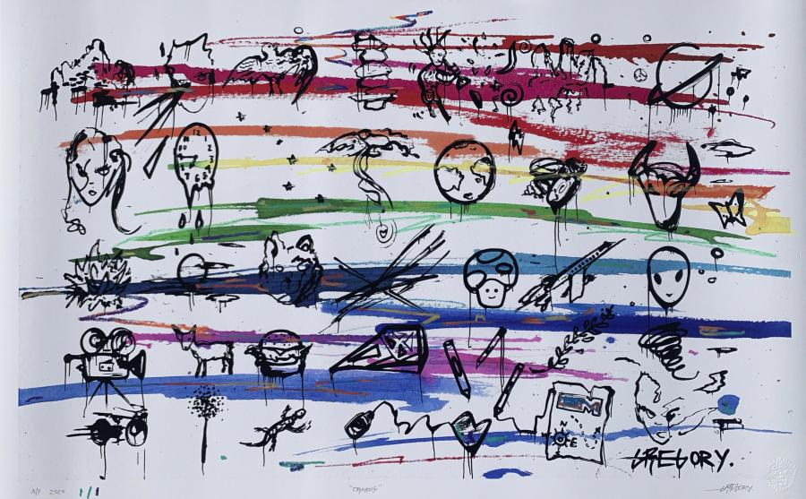 """""""Crayones"""" (2020)"""