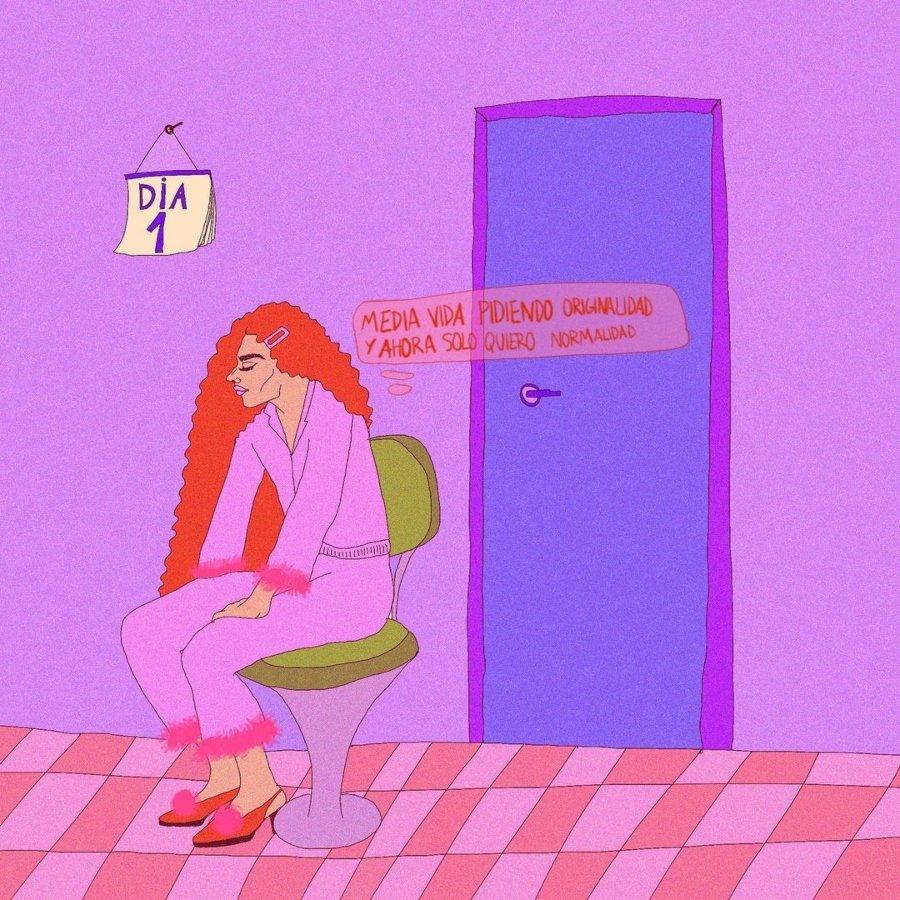 Obra de María Bueno