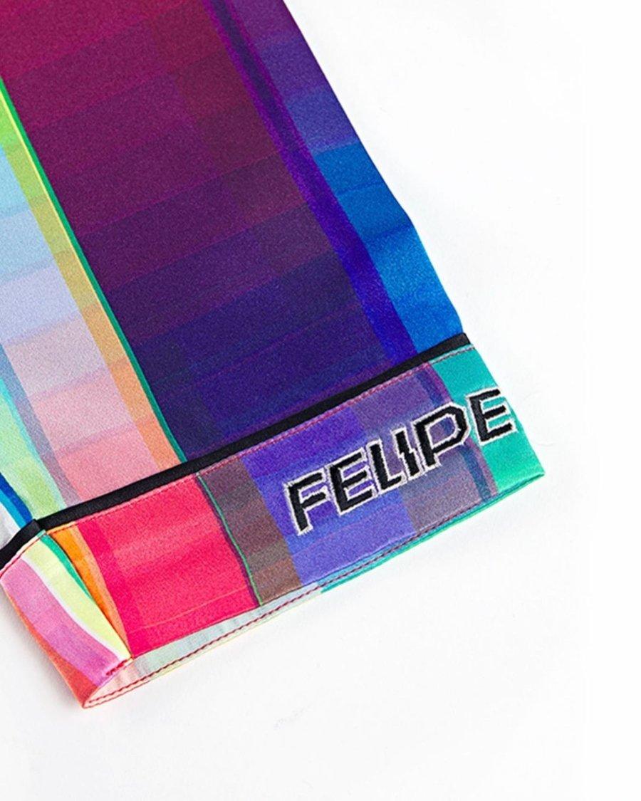 Nueva pijama de J Balvin y Felipe Pantone