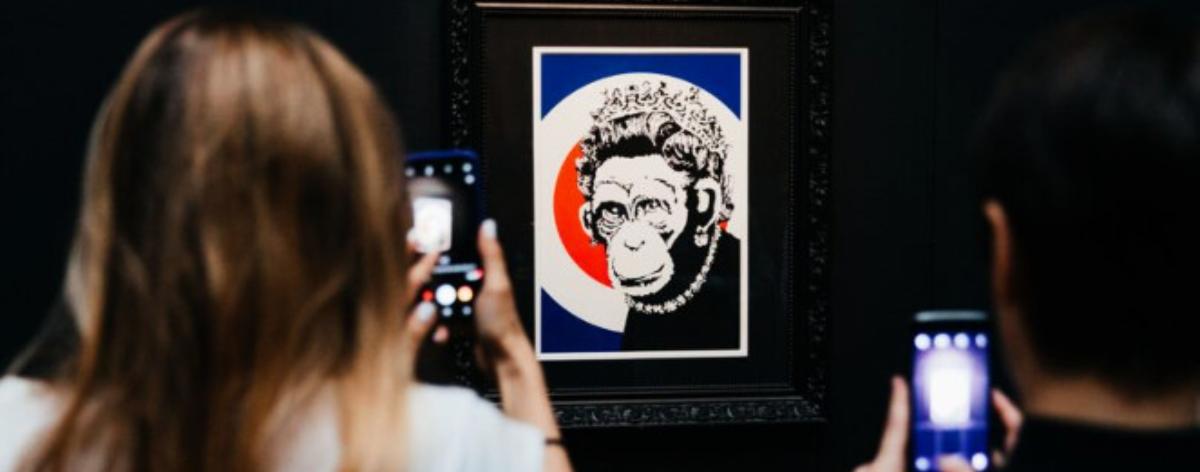 Lo mejor de Banksy en este 2020, un RECAP imperdible