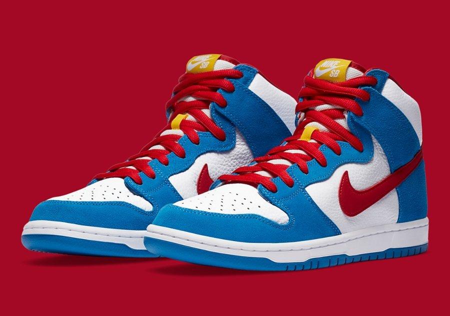 Lo mejor de Nike Doraemon