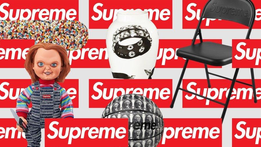artículos supreme