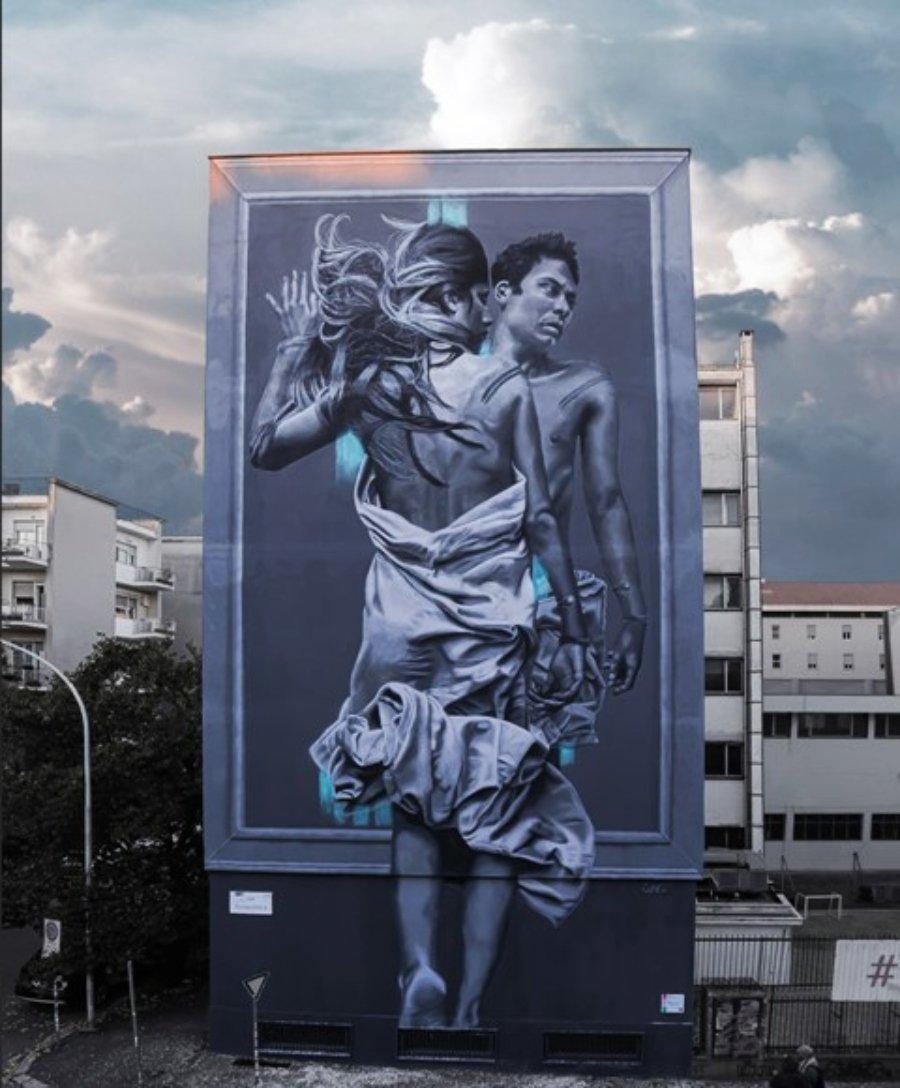 Los murales del mes de diciembre