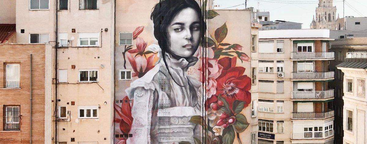 Mejores murales de diciembre según All City Canvas