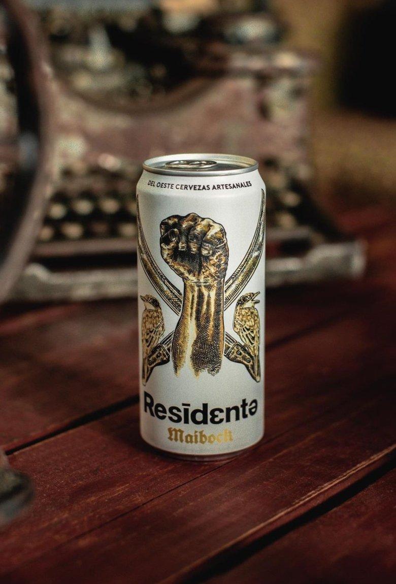 Maibock, la nueva cerveza artesanal de Residente