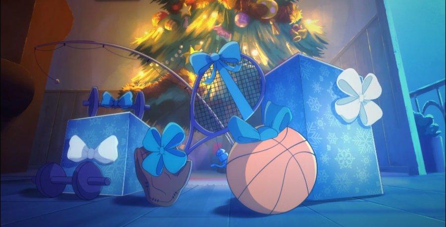 imagen de regalos de navidad para hacer deporte