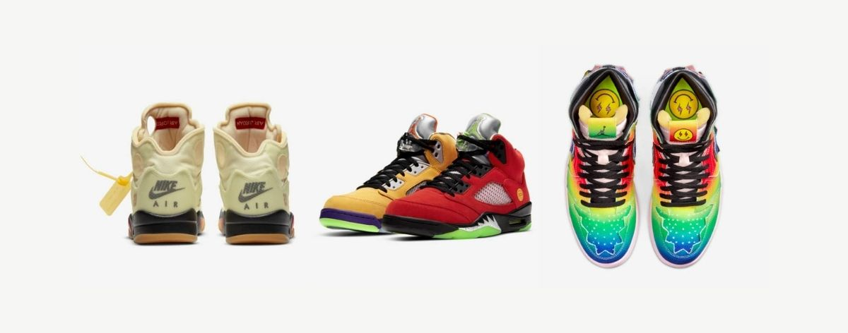 Lo mejor de Jordan en sneakers 2020