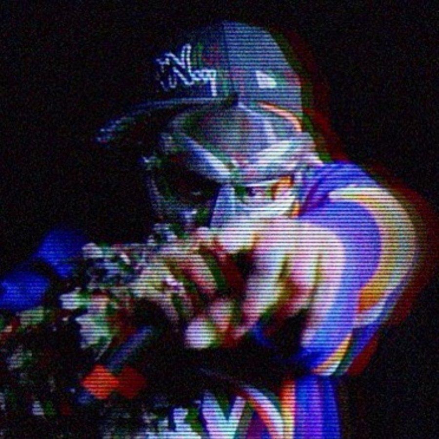 Retrato del rapero MF Doom