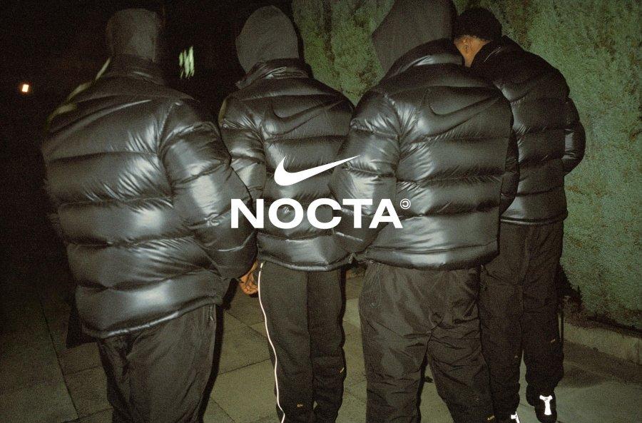 Drake lanza su submarca con Nike, Nocta