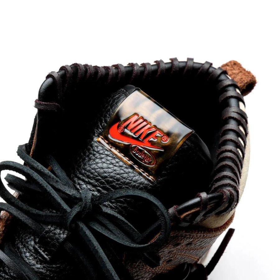 Aspecto de los nuevos Nike x Bodega Dunk High Legend
