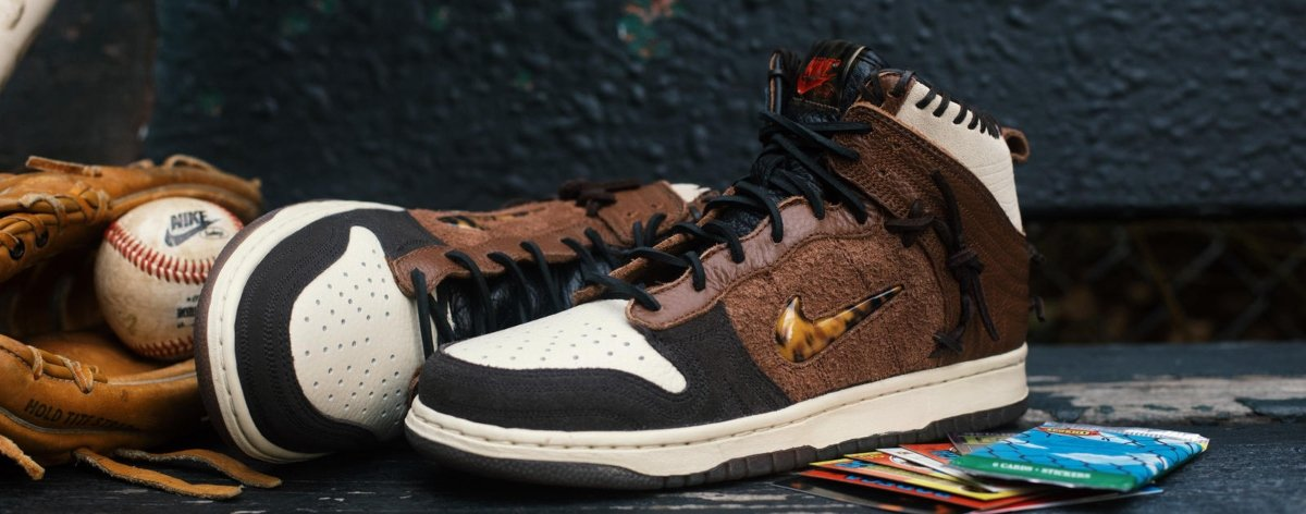 Nike x Bodega Dunk High Legend para terminar el año