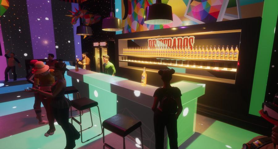 Maqueta virtual de Bootshaus