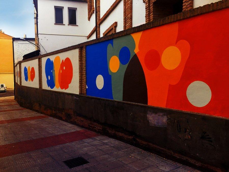 """Mural """"Fusión"""""""