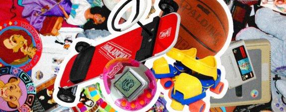 Top 10 de regalos que te dieron los Reyes en los años 90